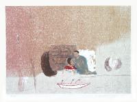 Авторская картина ХO-Gallery Пикник-1 / ТР-2020-001 -