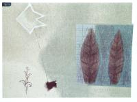 Авторская картина ХO-Gallery Послание / ТР-2020-003 -
