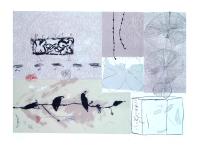 Авторская картина ХO-Gallery Флора-3 / ТР_2020-008 -
