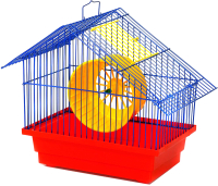 Клетка для грызунов Лори Хатынка -
