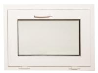 Окно ПВХ Добрае акенца С откидной створкой 2 стекла (500x700) -