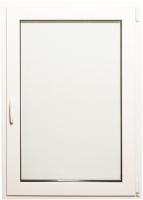 Окно ПВХ Добрае акенца С поворотно-откидной створкой 2 стекла (1000x800) -
