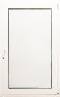 Окно ПВХ Добрае акенца Поворотно-откидное 2 стекла (1100x700) -