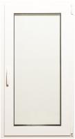 Окно ПВХ Добрае акенца Поворотно-откидное 2 стекла (1200x700) -