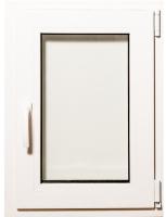 Окно ПВХ Добрае акенца Поворотно-откидное 2 стекла (700x500) -