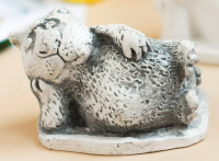 Статуэтка Нашы майстры Кот Том / 3039 (декорированная) -
