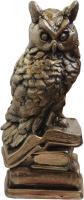 Статуэтка Нашы майстры Сова на книге / 7000 (декорированная) -