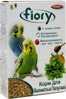 Корм для птиц Fiory Для волнистых попугаев / 6020 (1кг) -