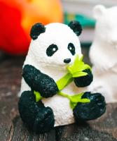 Статуэтка Нашы майстры Панда / 5079 (декорированный) -
