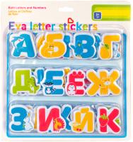 Набор игрушек для ванной Qunxing Toys Алфавит / JC-1606AB -