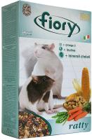 Корм для грызунов Fiory Для крыс / 6508 (850г) -