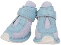 Кеды для собак Puppia Baby / PAMD-SH067-BB-L (голубой) -