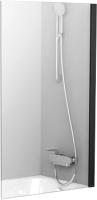 Стеклянная шторка для ванны Ravak Pivot PVS1-80 (79840300Z1) -