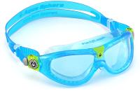 Очки для плавания Aqua Sphere Seal Kid 2 MS4454343LC (бирюзовый) -