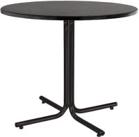 Обеденный стол Nowy Styl Karina 60 (черный) -