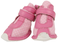Кеды для собак Puppia Baby / PAMD-SH067-BP-XS (розовый) -