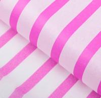 Набор бумаги для оформления подарков No Brand В полоску / 3284-6 (10л, фиолетово-розовый) -