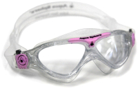 Очки для плавания Aqua Sphere Vista Jr / 169750/MS174118 (блестящий/розовый) -