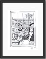 Авторская картина ХO-Gallery English Breakfast / МП-2020-007 -