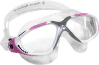 Очки для плавания Aqua Sphere Vista Lady / 169700/MS175111 (белый/розовый) -