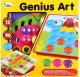 Развивающая игрушка Darvish Детская мозаика. Кнопочки / DV-T-132A -