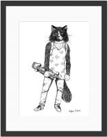 Авторская картина ХO-Gallery Kefyras 2 / МП-2020-001 -