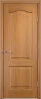 Дверь межкомнатная Юркас Классика ДГ 80х200 (миланский орех) -