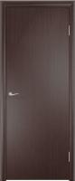 Дверь межкомнатная Юркас Тип-С ДПГ(Ю) 80х200 (венге) -