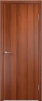 Дверь межкомнатная Тип-С ДПГ(Ю) 80х200 (итальянский орех) -