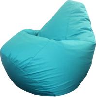 Бескаркасное кресло Flagman Г2.7-28 (бирюзовый) -