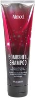 Шампунь для волос Aloxxi Bombshell Shampoo Взрывной объем  (236мл) -
