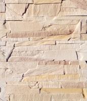 Декоративный камень Polinka Сланец византийский 0902 (бежевый) -