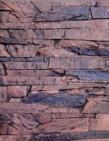 Декоративный камень Polinka Сланец византийский угловой элемент У0904 (коричневый) -