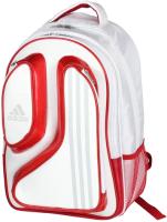 Рюкзак спортивный Adidas Pro Line Technical / BPRO 01W (белый/красный) -