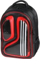 Рюкзак спортивный Adidas Pro Line Technical / BPRO 01 (черный/красный) -