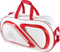 Спортивная сумка Adidas Pro Line Compact Bag / BPRO 05W (белый/красный) -
