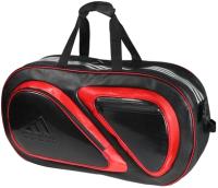 Спортивная сумка Adidas Pro Line Compact Bag / BPRO 05 (черный/красный) -