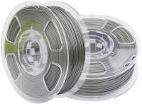 Пластик для 3D печати U3Print GF ABS 1.75мм 1кг (серый) -