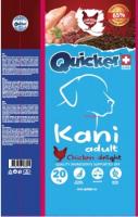 Корм для собак Quicker Kani Adult Chicken (20кг) -