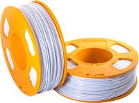 Пластик для 3D печати U3Print GF PETG 1.75мм 1кг (белый) -