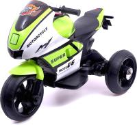 Детский мотоцикл Sima-Land Супербайк / 4650194 (салатовый) -