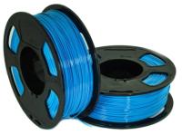 Пластик для 3D печати U3Print GF PETG 1.75мм 1кг (голубой) -
