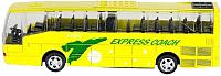 Автобус игрушечный Big Motors XL80136L (инерционный) -