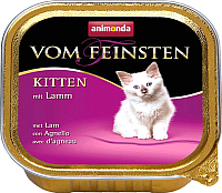 Корм для кошек Animonda Vom Feinsten Kitten с ягненком (100г) -
