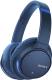 Наушники-гарнитура Sony WH-CH700N / WHCH700NL.E (синий) -