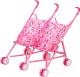 Коляска для куклы Hua Li Для двойни / FL6073 -