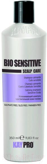 Купить Шампунь для волос Kaypro, Scalp Care Bio Sensitive для чувствительной кожи головы (350мл), Италия