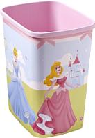 Контейнер для мусора Curver Flip bin Princess 02173-p06-00п / 209525 (10л, без крышки) -