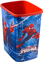 Контейнер для мусора Curver Flip bin Spiderman 02173-S20-00 /  209526 (25л, без крышки) -