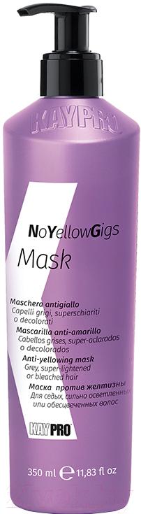 Купить Маска для волос Kaypro, No Yellow Gigs против желтизны (350мл), Италия, No Yellow Gigs (Kaypro)